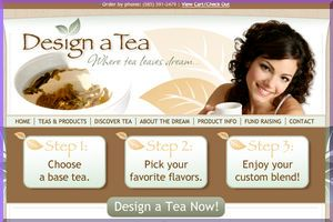 Personalized tea