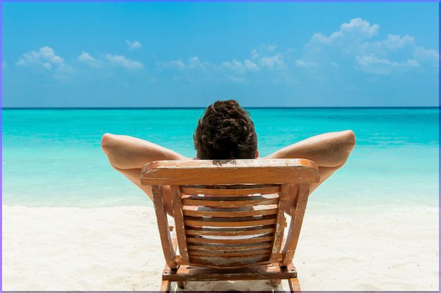 Going on Vacation? 5 Ways to Make a Clean Break