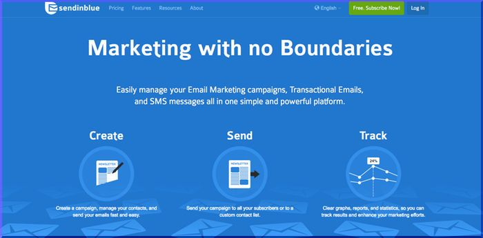 SendinBlue Review: Best Email Marketing Software for E-Commerce