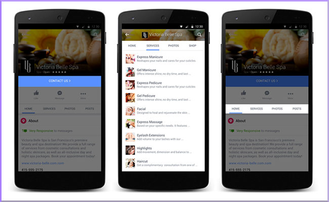 Facebook Pages Revamp Drives Mobile Commerce for Small Business