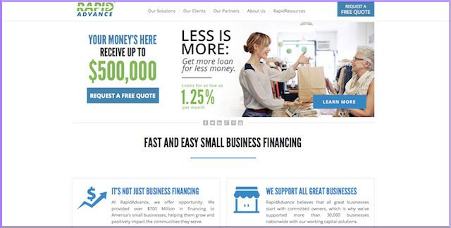RapidAdvance Review: Best Alternative Lender for Merchant Cash Advances