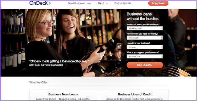 OnDeck Review: Best Alternative Lender for Bad Credit Loans