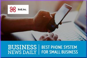 8x8: Best Phone System for Small Businesses